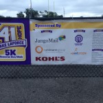 Big thanks to our super sponsors for the 1st ever 41Hope5k!